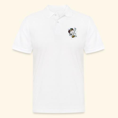 T-shirt Astronaut Monkey - Polo hombre