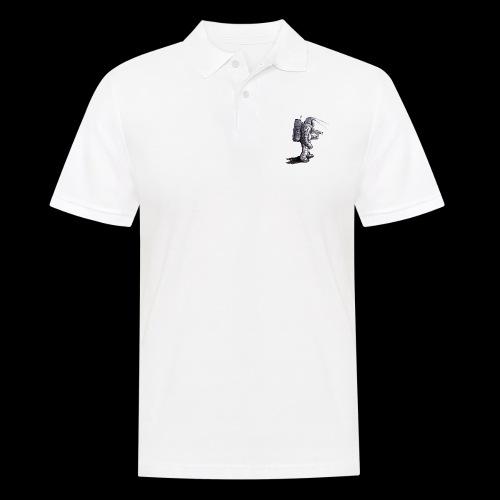 Lost Astronaut - Men's Polo Shirt
