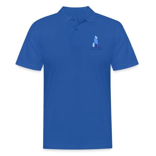 Logo Azul - Polo hombre