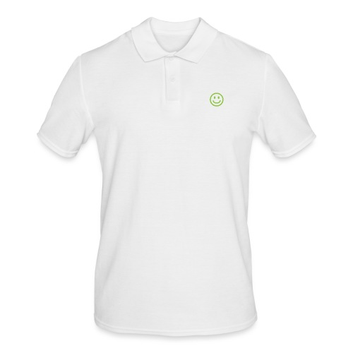 Peace Begins with a Smile - Men's Polo Shirt