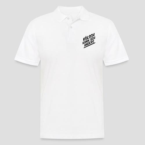 Kölsch kann auch anders - Männer Poloshirt
