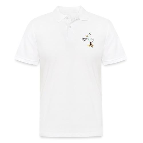 Möwenzahn - Männer Poloshirt