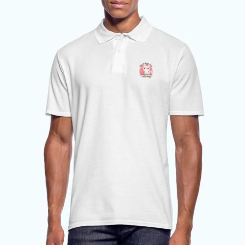 Saturdays - NO - Caturdays - Men's Polo Shirt