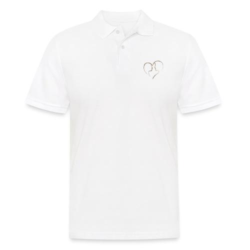 loving - Männer Poloshirt
