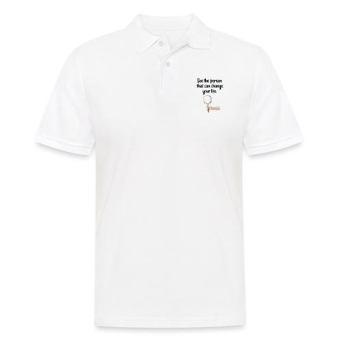 Transformation - Men's Polo Shirt
