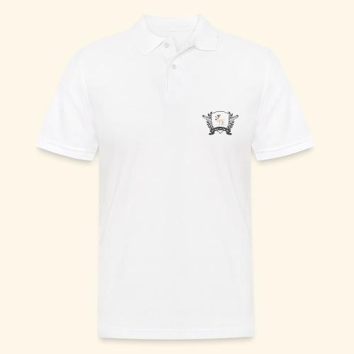 FC Aussenpappele Logo - Männer Poloshirt