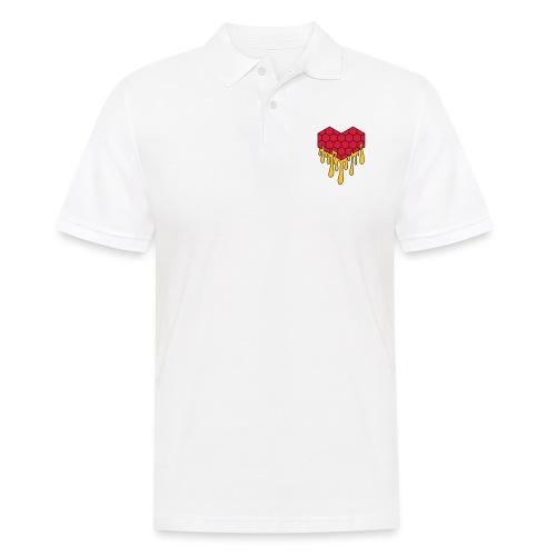 Honey heart cuore miele radeo - Polo da uomo