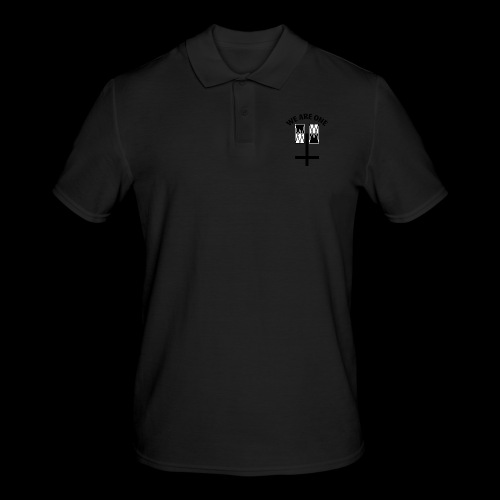 WE ARE ONE x CROSS - Mannen poloshirt