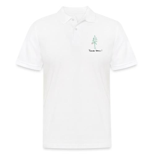 Tannen baun ! - Männer Poloshirt