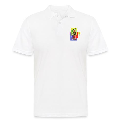 smARTkids - Slammin' Rabbit - Men's Polo Shirt
