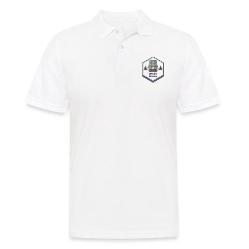 Górska wycieczka - Koszulka polo męska