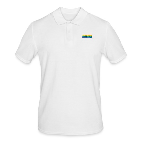 Pride 2018 long design - Men's Polo Shirt