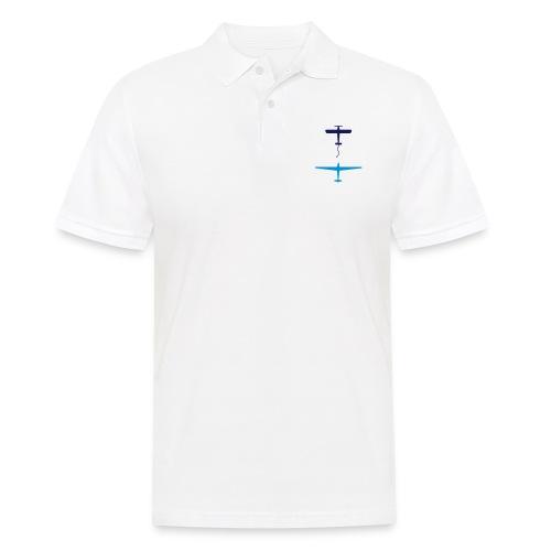 f_schlepp_klein - Männer Poloshirt