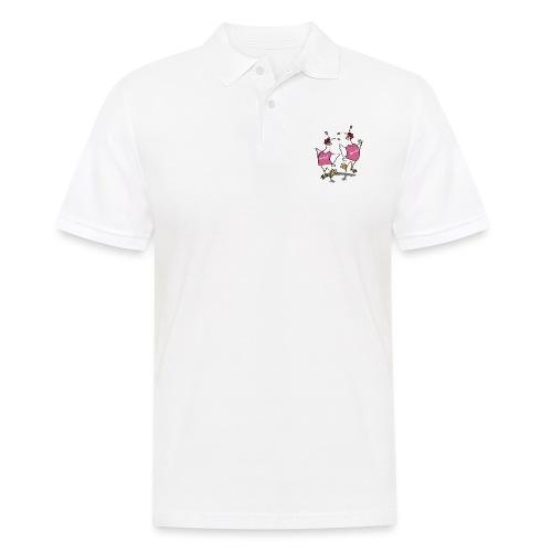 Hen Party (pink) - Men's Polo Shirt