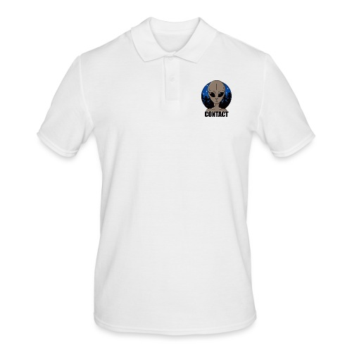 Contact Extraterrestre - Polo Homme