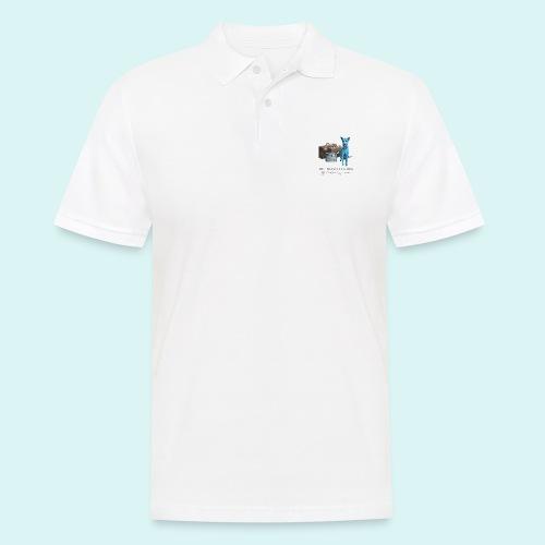 Laly Blue Big - Men's Polo Shirt
