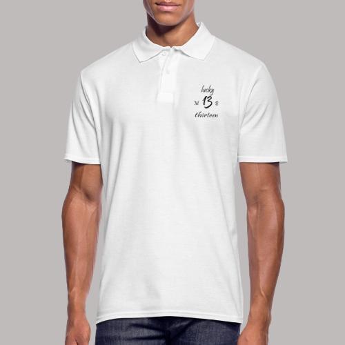 lucky 13 MB - Men's Polo Shirt