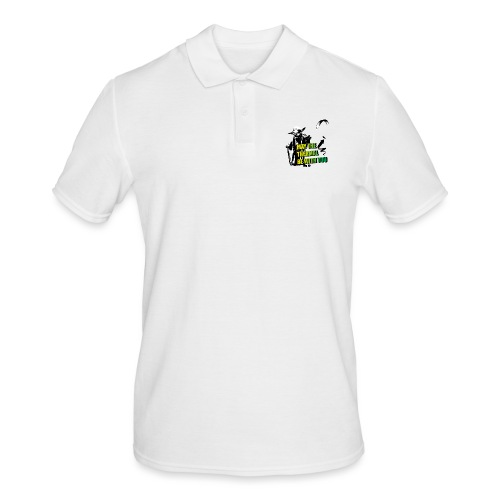 May the thermal be with you Gleitschirm Paraglider - Männer Poloshirt