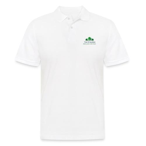 TOS logo shirt - Men's Polo Shirt