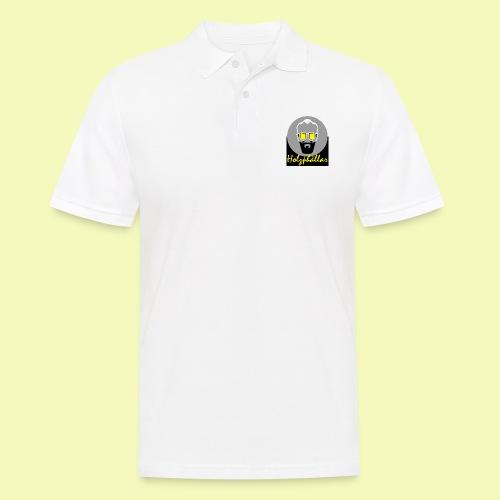 Holzphällar Logo - Männer Poloshirt