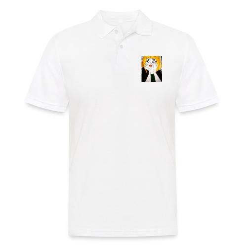 Girl - Männer Poloshirt