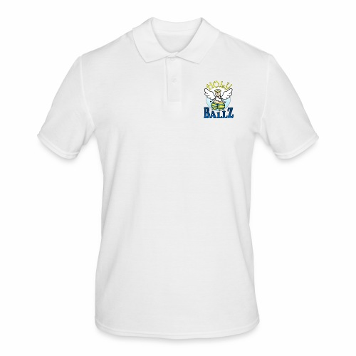 Holy Ballz Charlie - Men's Polo Shirt