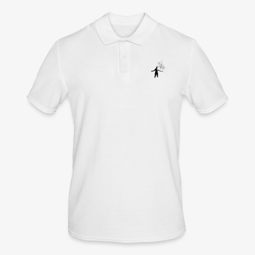 Coming apart. - Men's Polo Shirt
