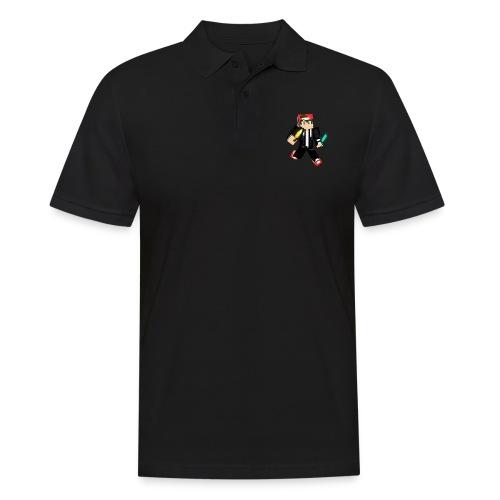animated skin - Männer Poloshirt