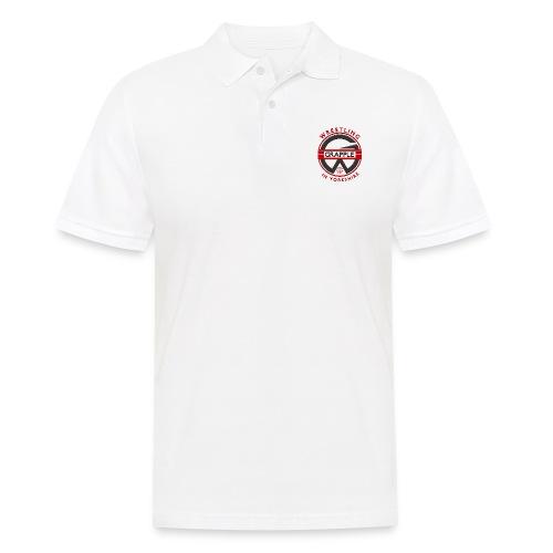Grapple logo Tee - Men's Polo Shirt