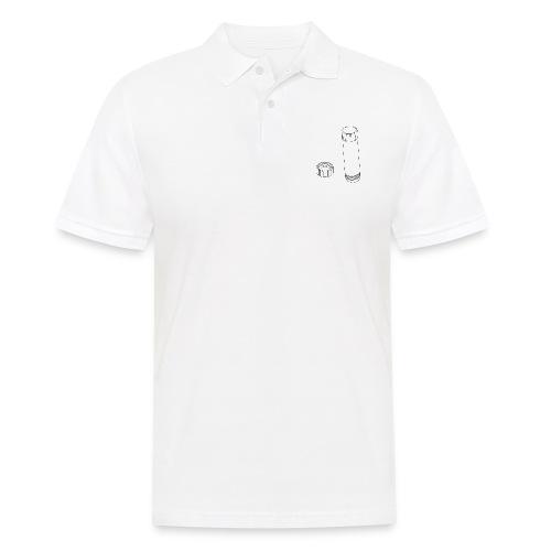 Gluestick (no text). - Men's Polo Shirt