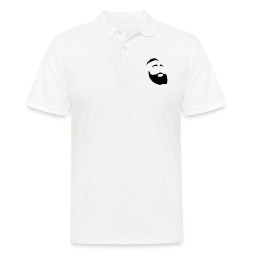 Il Barba, the Beard black - Polo da uomo