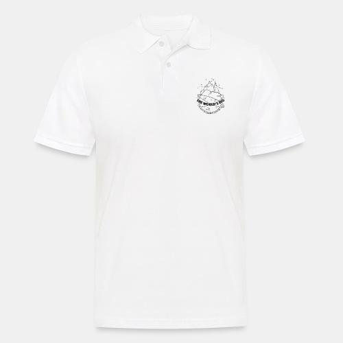 The World's Big... - Männer Poloshirt