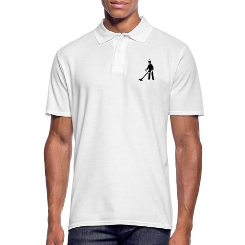 sensenmann - Männer Poloshirt