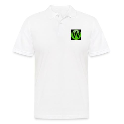 (ORIGINAL) W1ll logo 2 - Men's Polo Shirt
