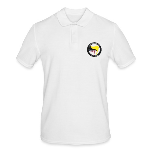 Neoliberale Aktion! (USA) - Männer Poloshirt