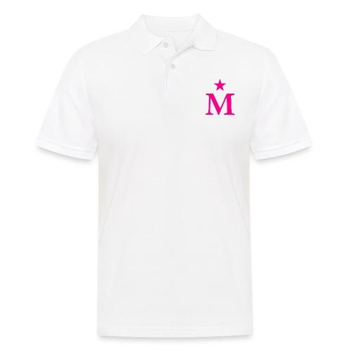 M de Moderdonia rosa - Polo hombre
