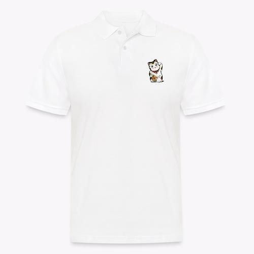 Love Lucky Cat - Men's Polo Shirt