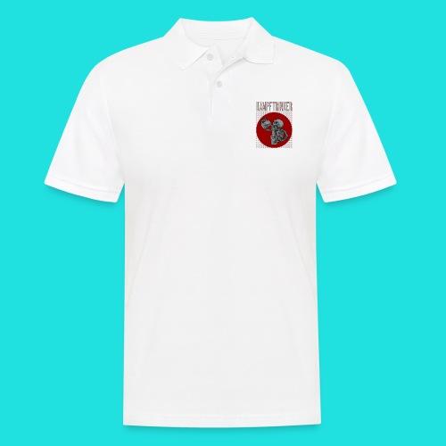 Kampftrinker - Männer Poloshirt
