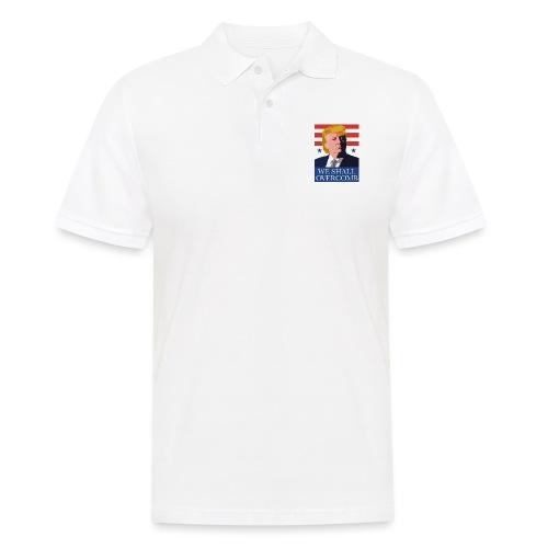 We Shall Overcomb - Men's Polo Shirt