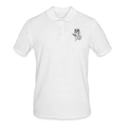 Shark Attack - Men's Polo Shirt
