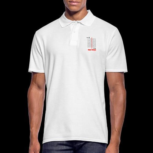 maze - Men's Polo Shirt