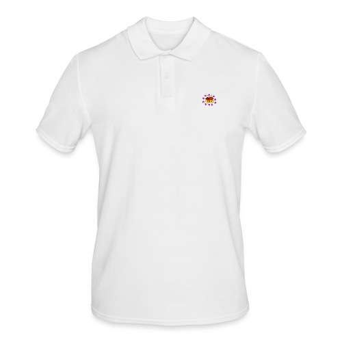 Butterfly colorful - Men's Polo Shirt