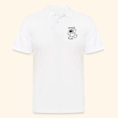 Dreckbär - Männer Poloshirt