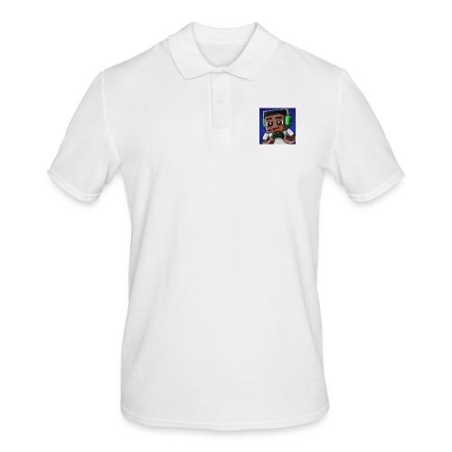 This is the official ItsLarssonOMG merchandise. - Men's Polo Shirt