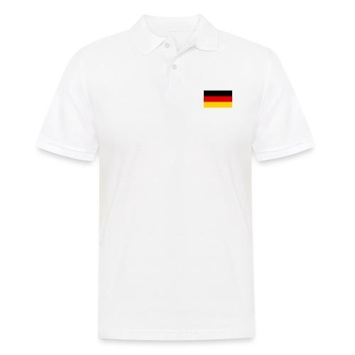Deutschland - Männer Poloshirt