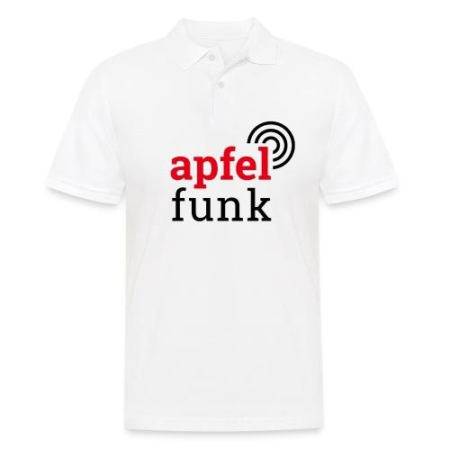 Apfelfunk Edition - Männer Poloshirt