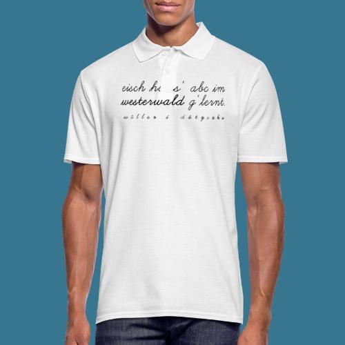 I-Dötzsche - Männer Poloshirt