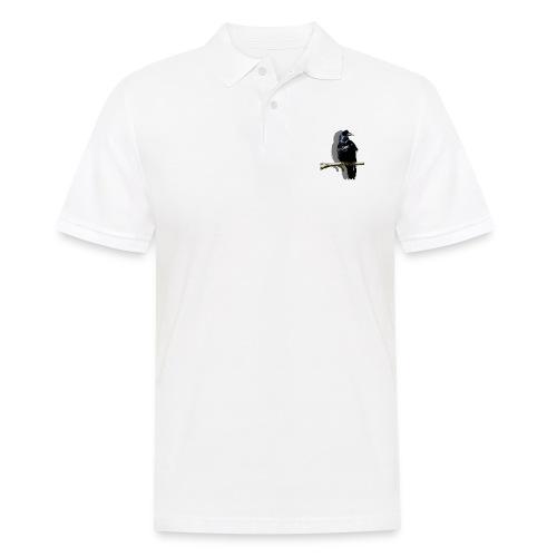 Rabenschwarz - Männer Poloshirt