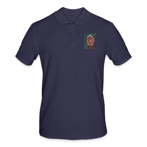 Lion T-Shirt By Isla - Men's Polo Shirt