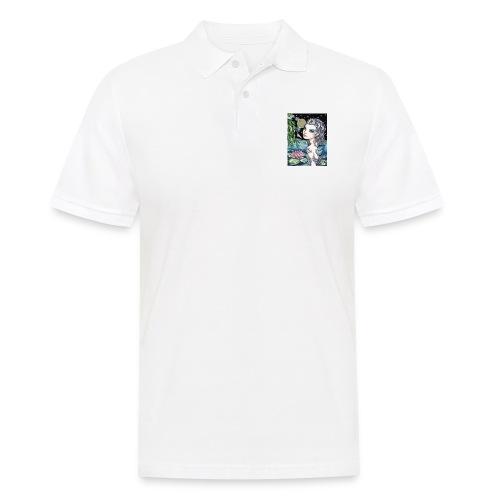 Pisces girl Fische Mädchen - Men's Polo Shirt